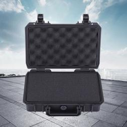 Waterproof Hard Case Protective Tool Box Camera Organizer wi