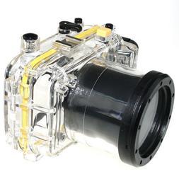 Waterproof Housing Underwater Case for Panasonic GF2 GF3 GF5