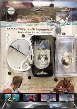 H2O Waterproof iPod Sport Combo: iV 5G Waterproof Case , Spo