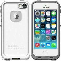 Lifeproof Waterproof Mobile Phone Case - White iphone 5,5S,S