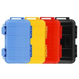Plastic Waterproof Case Container Outdoor Camping Carry Stor