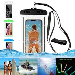 Waterproof Phone Bag Pouch Underwater Swimming Dry Bag Case