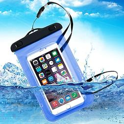 AICase Waterproof Phone Bag, Universal Cellphone Dry case Po