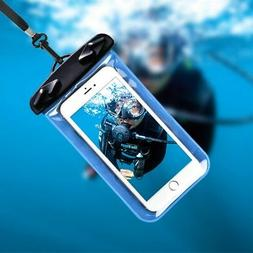 Waterproof Phone Case Anti-Water Pouch Dry Bag Cover for Cel