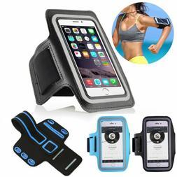 Waterproof Phone Case Arm Band Running Card Holder Sports Ba