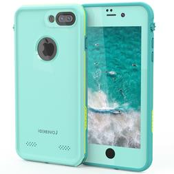 For waterproof phone case iphone 8 plus case waterproof 7 pl