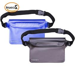 Waterproof Pouch | Crenova BP-02 100% Waterproof Dry Bag Sno