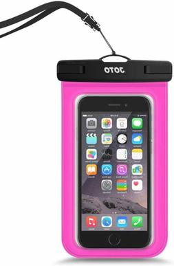 Joto Waterproof Pouch Phone Dry Bag Case For Iphone 11 Pro M
