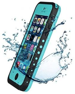 HESGI Waterproof Protection Case Cover For Apple Iphone 5C,