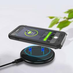 Waterproof Rechargeable Wireless Battery Case Charger Cover