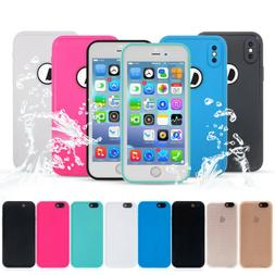 Waterproof Shock Dirt Proof TPU Case Cover For IPhone XS MAX