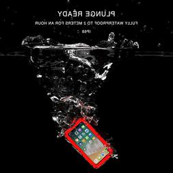 Waterproof LUPHIE Aluminum Metal Case Cover for iPhone 6S 7