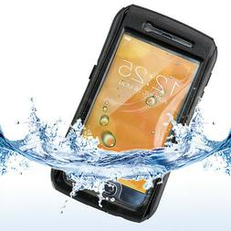 Diving Sport Waterproof Back Clear Hard Cover Case Skin For