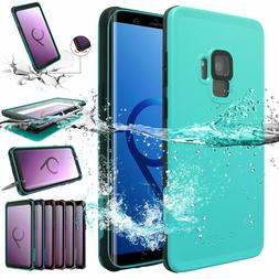 waterproof shockproof case complete enclosing samsung galaxy