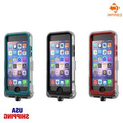 Waterproof Shockproof Case For iPhone 6 7 8 Full Body Arm-Ba