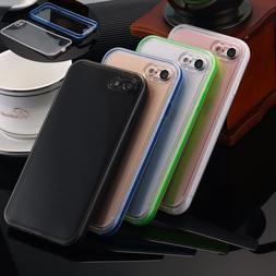 Waterproof Shockproof Case TPU Bumper Thin Clear Back Cover