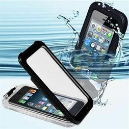 Waterproof Shockproof Dirt Proof Phone Case Full Cover for i