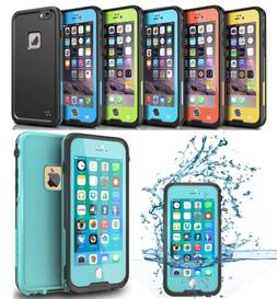 Waterproof Shockproof Dirtproof Heavy Duty Case Cover for iP