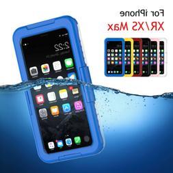Waterproof Shockproof Dirtproof Underwater Case Cover For iP