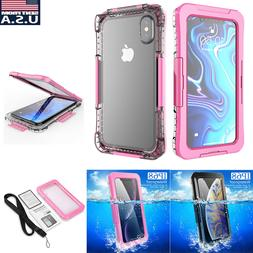 Waterproof Shockproof Full Case Cover For iPhone XS Max XS X