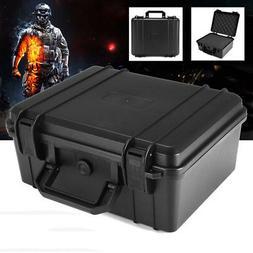Waterproof Shockproof Hard Carry Case Bag Tool Storage Box P
