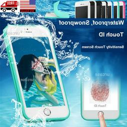 Waterproof Shockproof Hybrid Rubber TPU Case Cover iPhone X