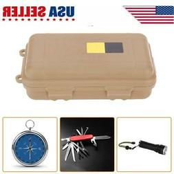 Waterproof Shockproof Outdoor Airtight Survival Container St