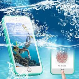 Waterproof Shockproof Rubber Defender TPU Case Cover For App