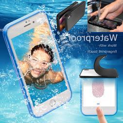 iPhone XS MAX XR 7 8 6s Plus 5 SE Waterproof Dirt Shockproof