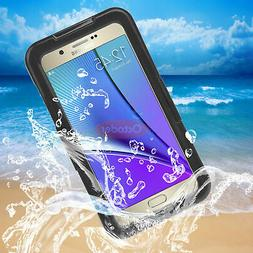 Waterproof Shockproof Swimming Phone Case For Samsung Galaxy
