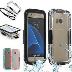 Waterproof Shockproof Underwater Hard Case Cover F Samsung G