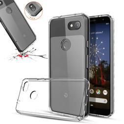 Waterproof Transparent Case For Google Pixel 3A/3 Lite Case