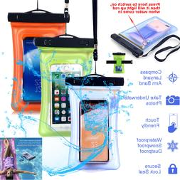 Waterproof Underwater Case Floating Cover for Samsung Galaxy