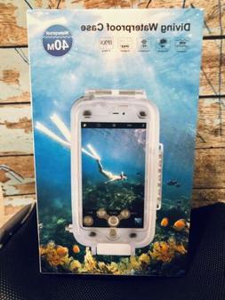 Waterproof Underwater Diving Housing Case Apple iPhone X Pho