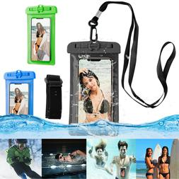 Waterproof Underwater Dry Bag Pouch Case For Samsung Galaxy