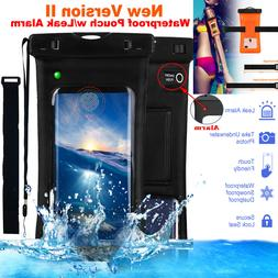 Waterproof Underwater Phone Case Dry Bag Pouch w/ Armband &