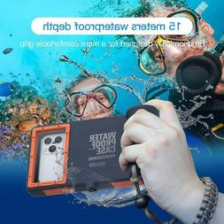 Waterproof Underwater Photography Case for iPhone 11 Pro Max