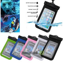 Waterproof Underwater Pouch Dry Bag Case Cover For iPhone Ce