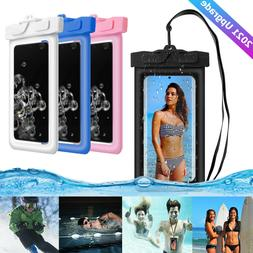 Waterproof Underwater Pouch Dry Bag Case Floating For iPhone