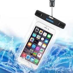 waterproof underwater swim pouch dry bag case