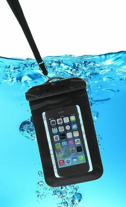 Waterproof Universal Phone Pouch Case for Apple HTC Huawei N