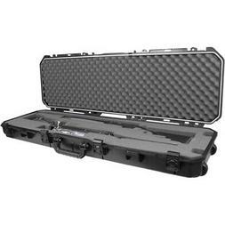 Plano All Weather Case, AW2 52 inch Rifle/Shotgun Case, Blac