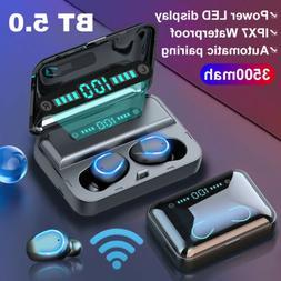 Mpow Wireless Bluetooth 5.0 Headphone Headset 5D Stereo Earb