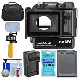 Nikon WP-AA1 Waterproof Case for KeyMission 170 with Case +